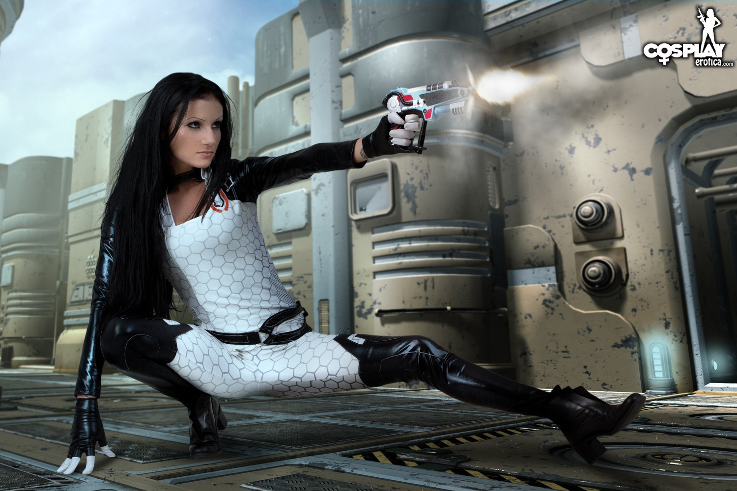 Cosplayerotica Miranda Lawson – Mass Effect