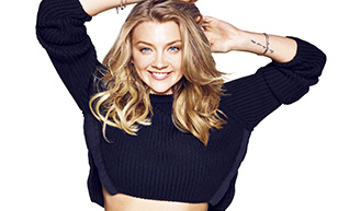 MrSkin GoT s Natalie Dormer Shows the Goods in Darkness