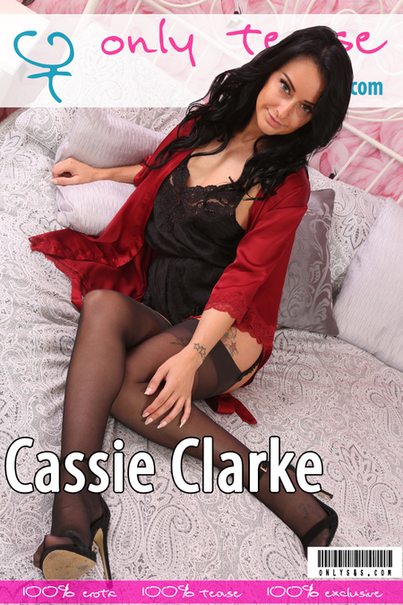 OnlyTease Cassie Clarke Wednesday, 30 May