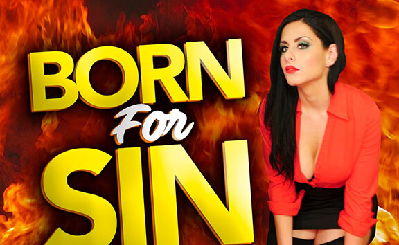 Stockings VR Born For Sin Alex Black – Stocking Wearing Babe Toys