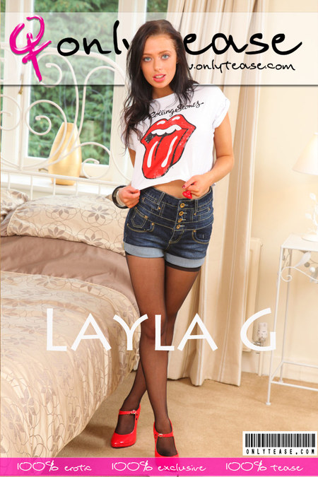 OnlyTease Layla G Saturday, 30 June