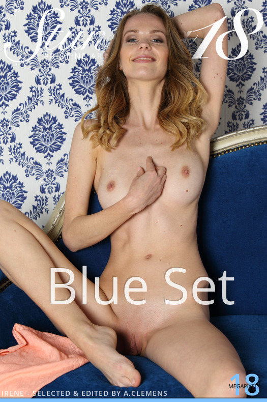 Stunning18 Blue Set