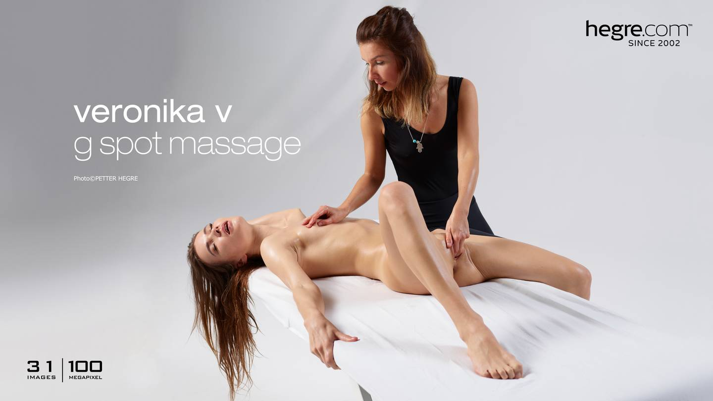 Hegre-Art Veronika V g spot massage