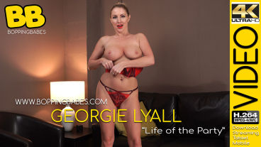 Boppingbabes Georgie Lyall  Life of the Party