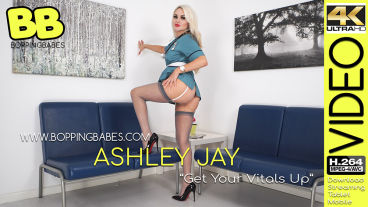Boppingbabes Ashley Jay  Get Your Vitals Up