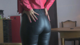 MANYVIDS ArgenDana in My big ass with thonge and latex FREE