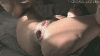 MANYVIDS ArgenDana in Extreme anal fucking and anal Gaping