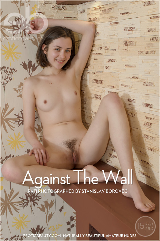 Erotic-Beauty Rati in Against The Wall