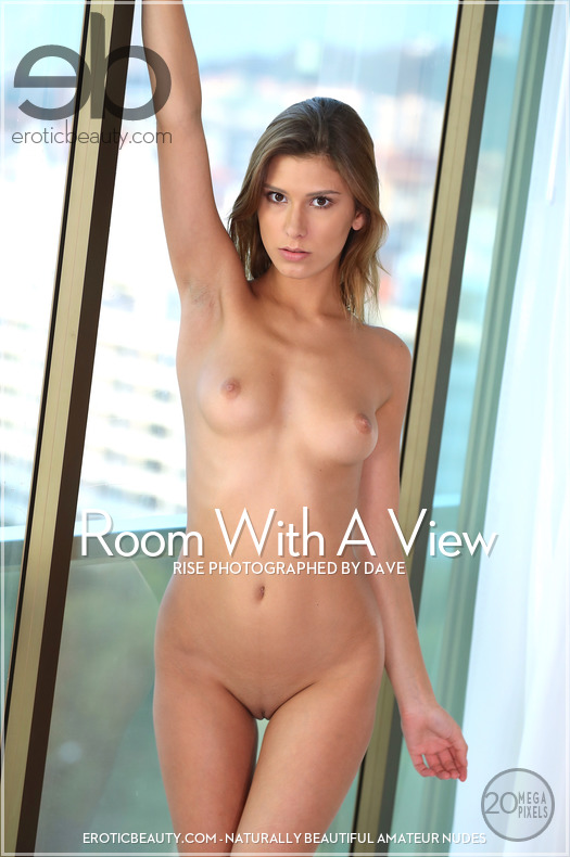 Erotic-Beauty Rise in Room With a View