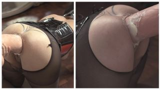 MANYVIDS ArgenDana in I am your slave use my ass – DILDO