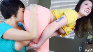 MANYVIDS LittlePuck in Big Booty Worship – Smell Fetish