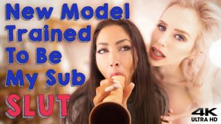 MANYVIDS RoxyCox in Fucking & Dominating a new sub model