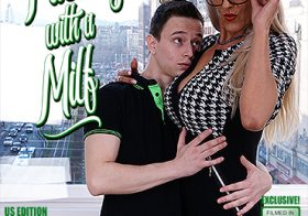 MATURE NL update   13320 big breasted milf lana vegas loves to seduce an innocent toy boy for hot steamy sex