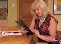 Auntjudys Auntie Louise Home Office Seduction