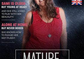 MATURE NL update   13450 sami is mature alone and very frisky let s see what she s up to