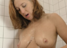 Auntjudys Marta Shower Masturbation