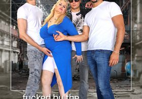 MATURE NL update   13454 mature musa libertina gets fucked by four toy boys at once