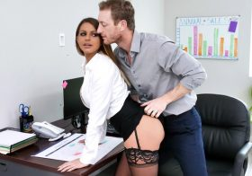 MYLFBOSS Brooklyn Chase in Rammed For A Raise