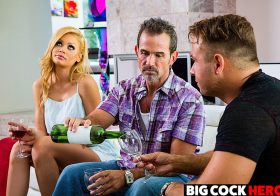 Naughty America Big Cock Hero Riley Steele Porn star Brenda Phillips (Riley Steele) is committed to husband but needs a big cock in her life Aug 21, 2019
