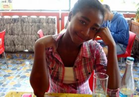 Asiansexdiary African Teen Girl Goes On 1st Date, Needs Permission