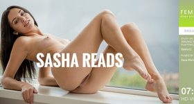 FEMJOY Sasha C. Sasha C. in Sasha Reads  release September 21, 2019