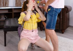 Beauty4K.com Blowjob in exchange for candies September 2, 2019