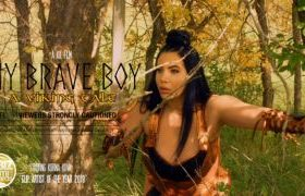 MANYVIDS KorinaKova in My Brave Boy: Viking Tale