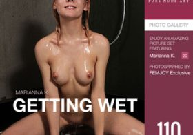 FEMJOY Marianna K. Marianna K. in Getting Wet release September 24, 2019