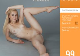 FEMJOY Davina N. Davina N. in Flexibility release October 10, 2019