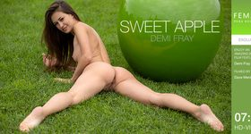 FEMJOY Demi Fray Demi Fray in Sweet Apple release October 12, 2019