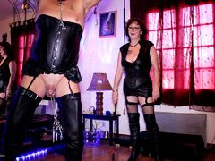 TacAmateurs Mary Bitch – Stretching Balls & Arse Whipping Pt1 HD Video