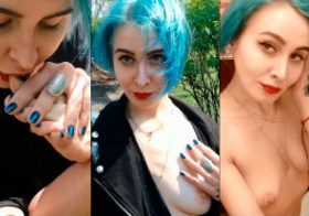 Modelhub forest-whore Public fun