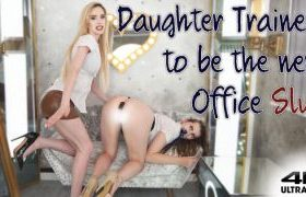 MANYVIDS RoxyCox in Mom Trains Daughter to be an Office Slut