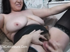 TacAmateurs Juicey Janey – My Sexy Posing Gives Him A Bulge Pt3 HD Video