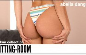 Fittingroom fittingroom in Abella Danger anal sex in micro bikini [ MANYVIDS ]