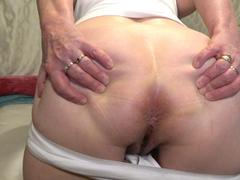 TacAmateurs CougarBabe Jolee – Arsehole Eat Time HD Video