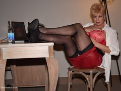 TacAmateurs Dimonty – Stripping Secretary Pt2 Photo Album