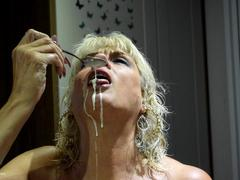 TacAmateurs Dimonty – Messy With Cream HD Video