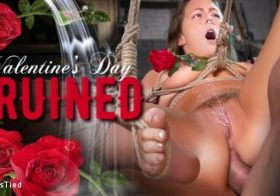 familiestied Ramon Nomar in Valentine's Day Ruined by Squirting Step-Sister's Anal Con Job