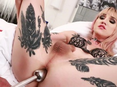 TacAmateurs Lena Kelly – Toys Deep In My Arse Pt3 HD Video