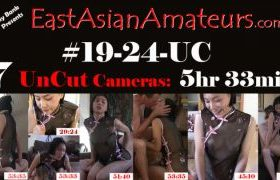 MANYVIDS JayBankPresents in 19-24-UC  5+ Hours Asian Creampie
