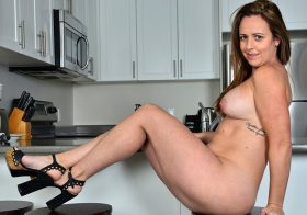 Anilos Brandii Banks in Taking It All Off