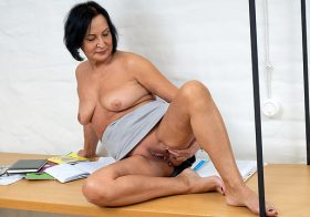 Anilos Olivia Westervelt in Sixty And Sexy