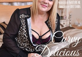 MATURE NL update   12526 mature crystal maidstone is curvy and very delicious