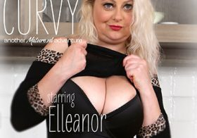 MATURE NL update   13425 curvy elleanor makes man go wild with her big boobs