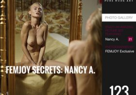 FEMJOY Nancy A. Nancy A. in Femjoy Secrets: Nancy A. release April 18, 2020