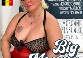 MATURE NL update   13684 trashy bbw morgane sensualle loves to get web infront of a webcam