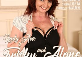 MATURE NL update   13734 milf lady ava loves to masturbatejust for herself