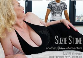 MATURE NL update   13594 squirting big breasted suzie stone gets a warm creampie