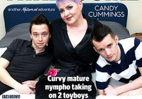 MATURE NL update   13688 candy cumming just wants a double penetration from her two toyboys
